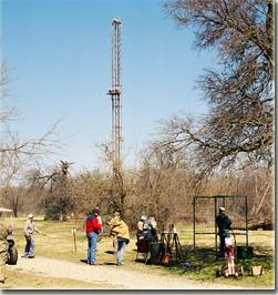mini high tower sporting clay trap machines