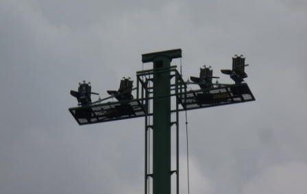 sporting clay tower multiple traps