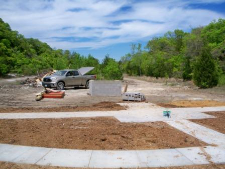 sporting clay course design