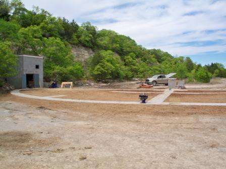 building a sporting clay course